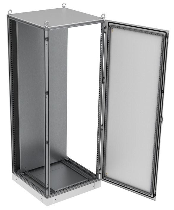 ZPAS WZ-SZE3-2028-S10A-00-111-00-0-011 (WZ-6282-01-28-011) Электрический шкаф SZE3 2000х800х400 (ВхШхГ), с передней дверью, задней панелью, с монтажной панелью, без боковых стенок, серый (RAL 7035)<img style='position: relative;' src='/image/only_to_order_edit.gif' alt='На заказ' title='На заказ' />