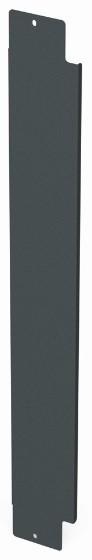 Siemon V8A-BLNK-1-42 Вертикальная панель-заглушка половинной высоты для шкафа V800, 42U, черная<img style='position: relative;' src='/image/only_to_order_edit.gif' alt='На заказ' title='На заказ' />