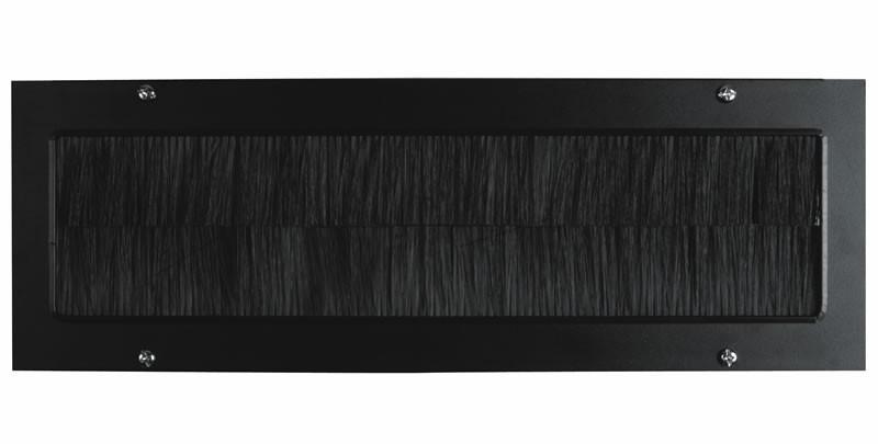 Siemon VP-BRUSH-SALE Щеточный кабельный ввод (41, 3 мм X 279 мм) для отверстий ввода кабеля в верхней панели шкафа (РАСПРОДАЖА)