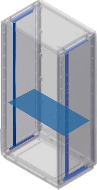 DKC / ДКС 095775508 Полка для шкафов Conchiglia, Ш=580 мм, Г= 330мм<img style='position: relative;' src='/image/only_to_order_edit.gif' alt='На заказ' title='На заказ' />