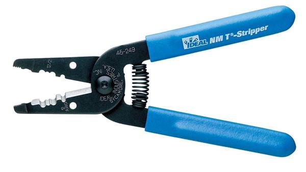 IDEAL 45-262 Coax Stripmaster Устройство для зачистки коаксиального кабеля, RG-6