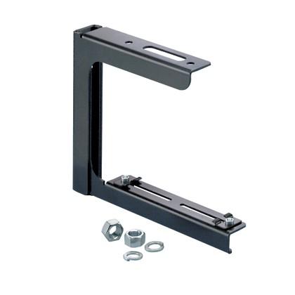 """PANDUIT FR6ACB12M Регулируемый С-образный кронштейн для системы FiberRunner 4"""" x 4"""" и 4"""" x 6"""", подходит для резьбовых шпилек 12 мм"""