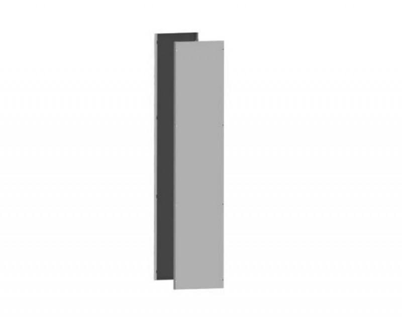 DKC / ДКС R5LE1442 Комплект боковых панелей, 1400x400мм (ВхГ), для шкафов серии CQE, сталь, цвет серый RAL 7035<img style='position: relative;' src='/image/only_to_order_edit.gif' alt='На заказ' title='На заказ' />
