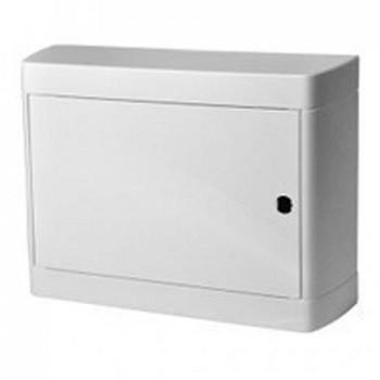 LEGRAND 601256 Nedbox Шкаф настенный 1ряд, 12 модулей, с металлической дверцей, с клеммным блоком N+PE, IP 40, белый<img style='position: relative;' src='/image/only_to_order_edit.gif' alt='На заказ' title='На заказ' />