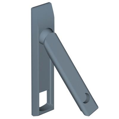 DKC / ДКС R5CE200 Комплект замка (малая ручка, цилиндр с двойной бородкой 3мм, ключ), для шкафов серий CE/ ST<img style='position: relative;' src='/image/only_to_order_edit.gif' alt='На заказ' title='На заказ' />