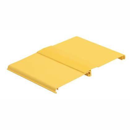 PANDUIT FRHC12YL2 Навесная крышка для кабельных лотков серии FiberRunner, 300x100мм, 2м, жёлтая<img style='position: relative;' src='/image/only_to_order_edit.gif' alt='На заказ' title='На заказ' />