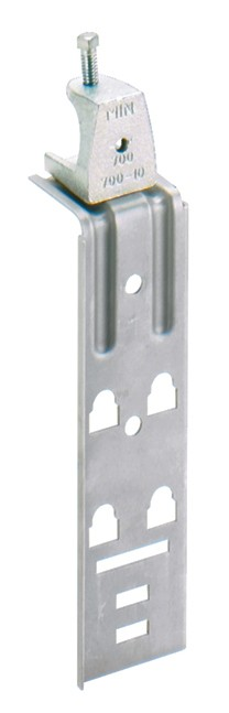 PANDUIT JMSBCB87-1-X J-Mod ® Кронштейн балочный для одного кабельного крюка (цена за шт.)<img style='position: relative;' src='/image/only_to_order_edit.gif' alt='На заказ' title='На заказ' />
